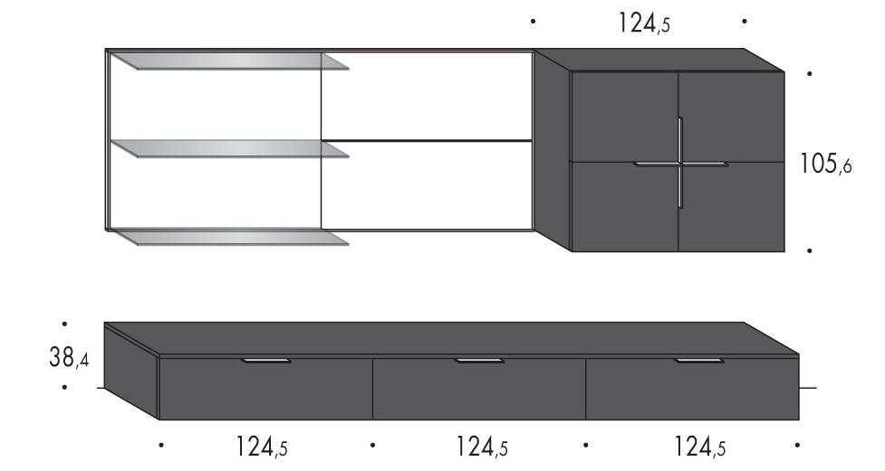 Wall Units Sizes - Wall Designs