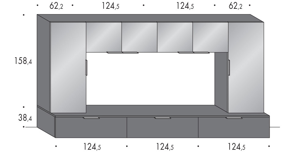 Wall Units Sizes ✓ Cupboard Design Galleries